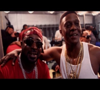 Young Buck & Lil Boosie [Backstage & Studio Vlog]