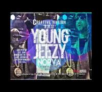 Young Jeezy -- Concert Reschedule Announcement
