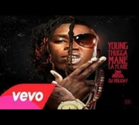 Young Thug x Gucci Mane - Out My Biz (Young Thugga Mane La Flare)