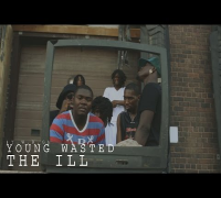Young Wasted - The Ill | Shot by @DGainzBeats