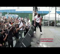 "YUNG GLEESH ""SINCE WHEN"" and ""WATER"""" Live @ FOOLS GOLD DAY OFF"