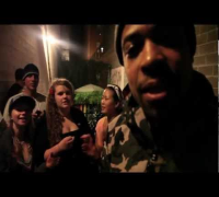 Zion I Fans Rapping - The ShadowBoxing Tour - Eugene, OR