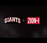 Zion I x San Francisco Giants