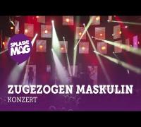 Zugezogen Maskulin live auf der Desperados Aruba Stage