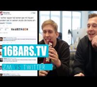 Zugezogen Maskulin vs. Twitter: Disstracks, Circus Halligalli & Money Boy (16BARS.TV)
