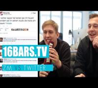 Zugezogen Maskulin vs. Twitter: Disstracks, Circus Halligalli & Money Boy (16BARS.TV)